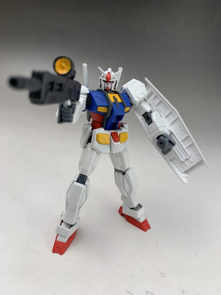 ガンダムR-01 アピールショット3
