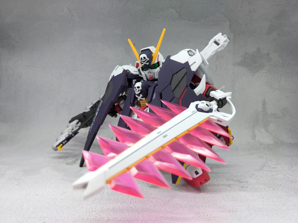 SD Cross Bone Gundam X1 Full Cloth