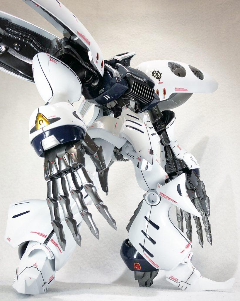 MG 1/100 キュベレイダムド アピールショット3
