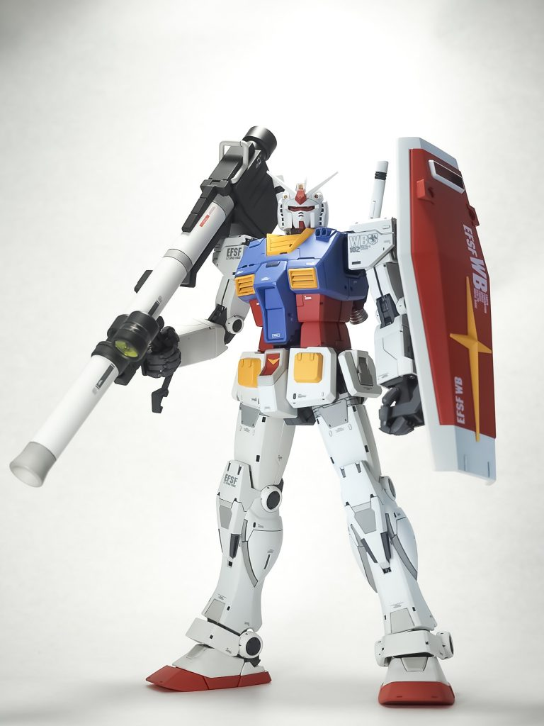 RX78-2 ガンダム(THE ORIGIN版)