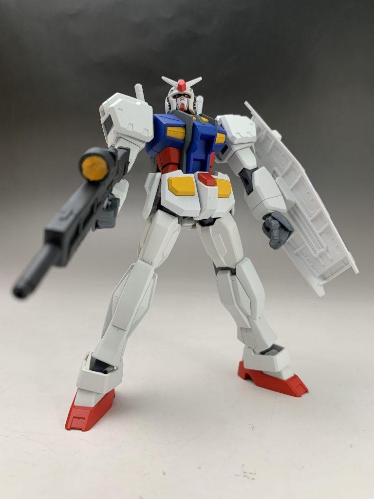 ガンダムR-01 アピールショット1