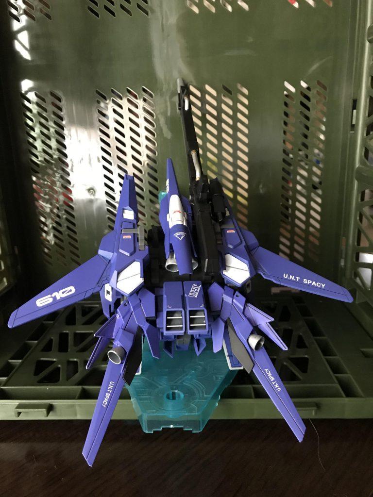 リゼルS型 拠点防衛大隊 アピールショット6
