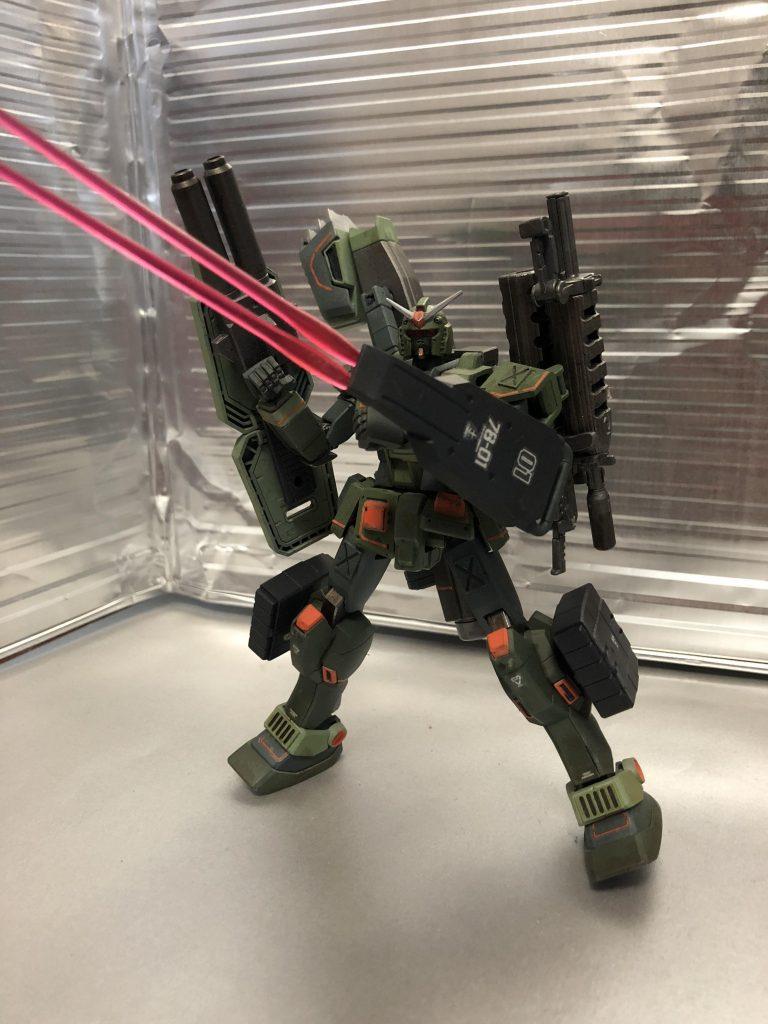 RX-78-01[FHC]GUNDAM FHC アピールショット6