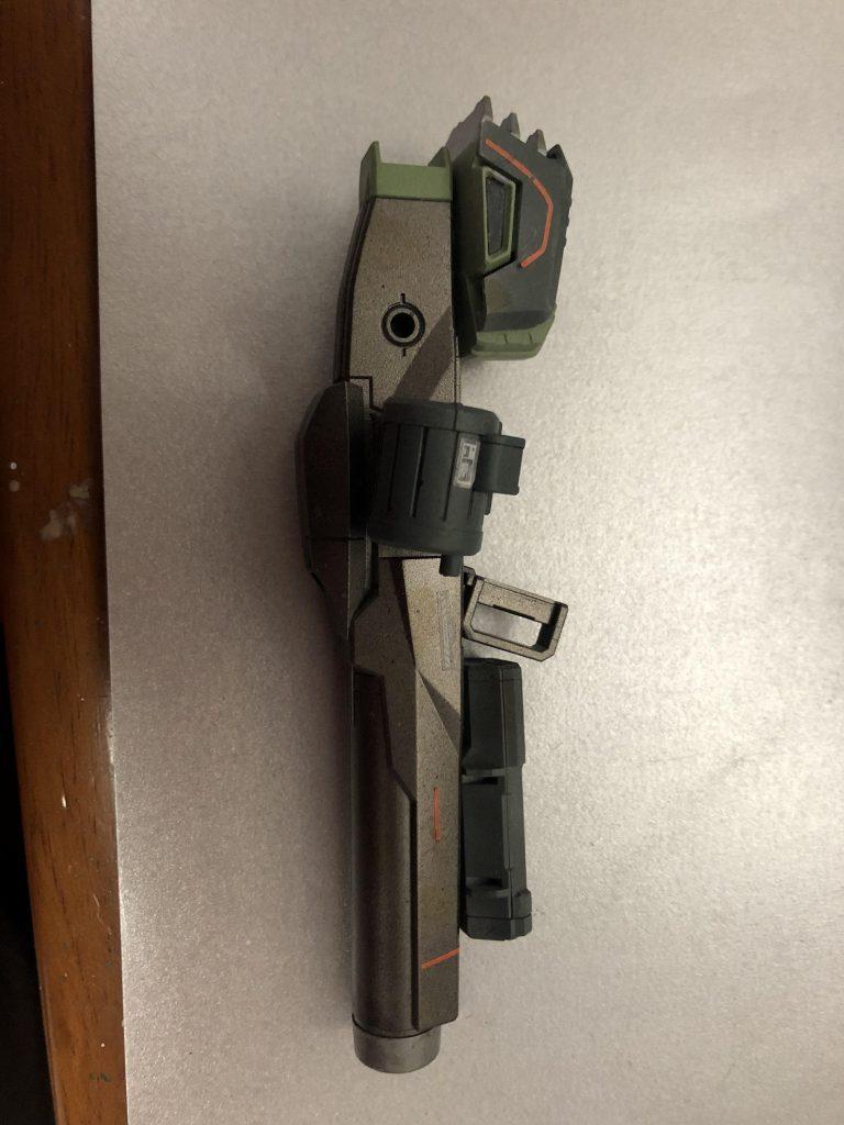 RX-78-01[FHC]GUNDAM FHC 制作工程2