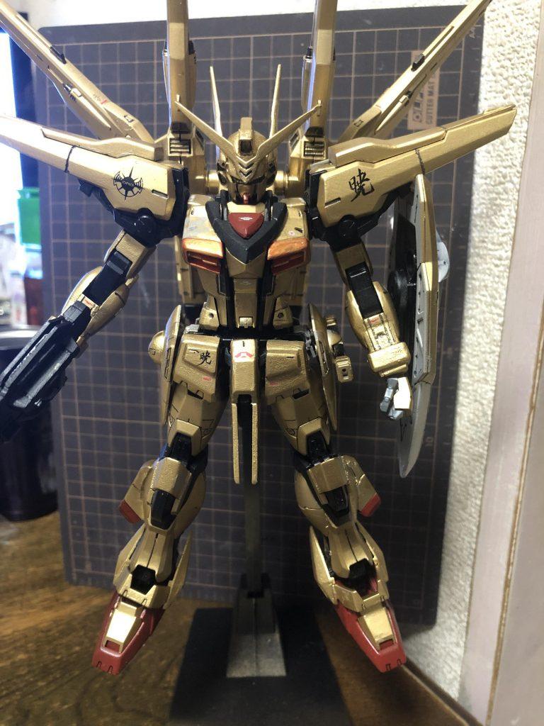ORB-01  アカツキ