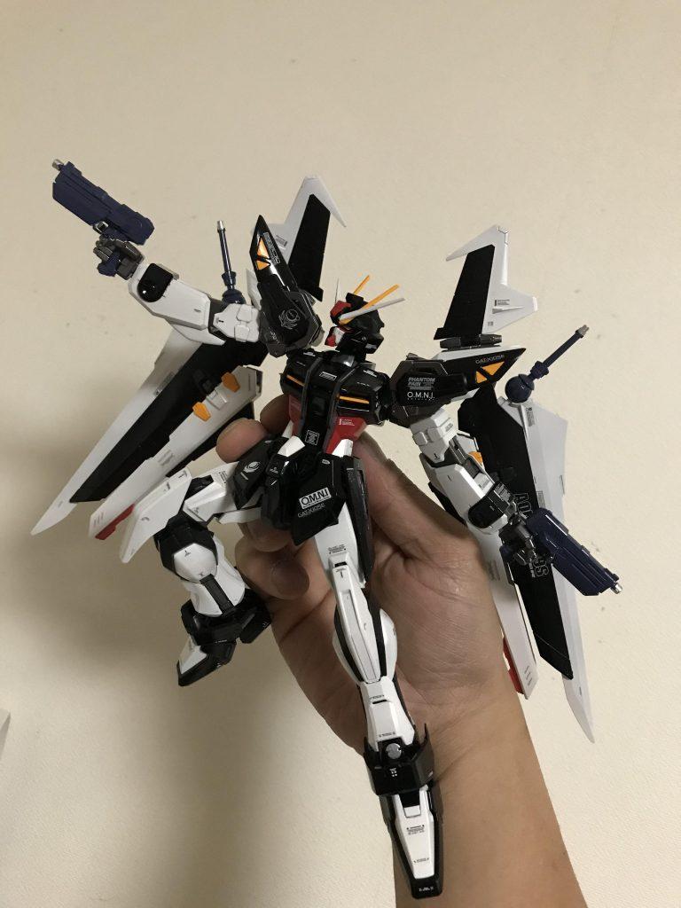 MG ストライクノワール アピールショット3
