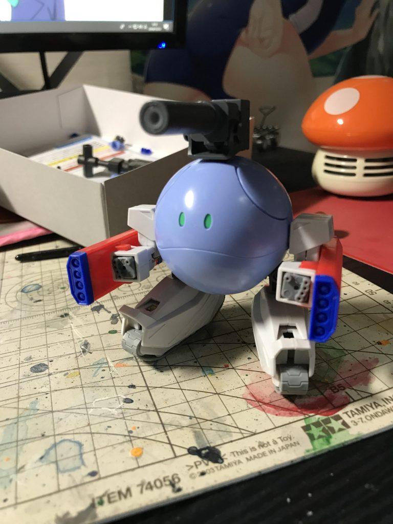 ハロタンク 制作工程3