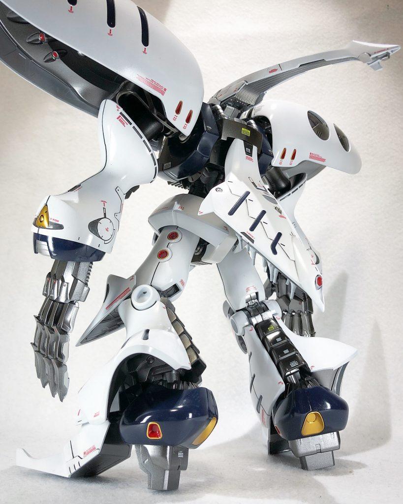 MG 1/100 キュベレイダムド アピールショット2