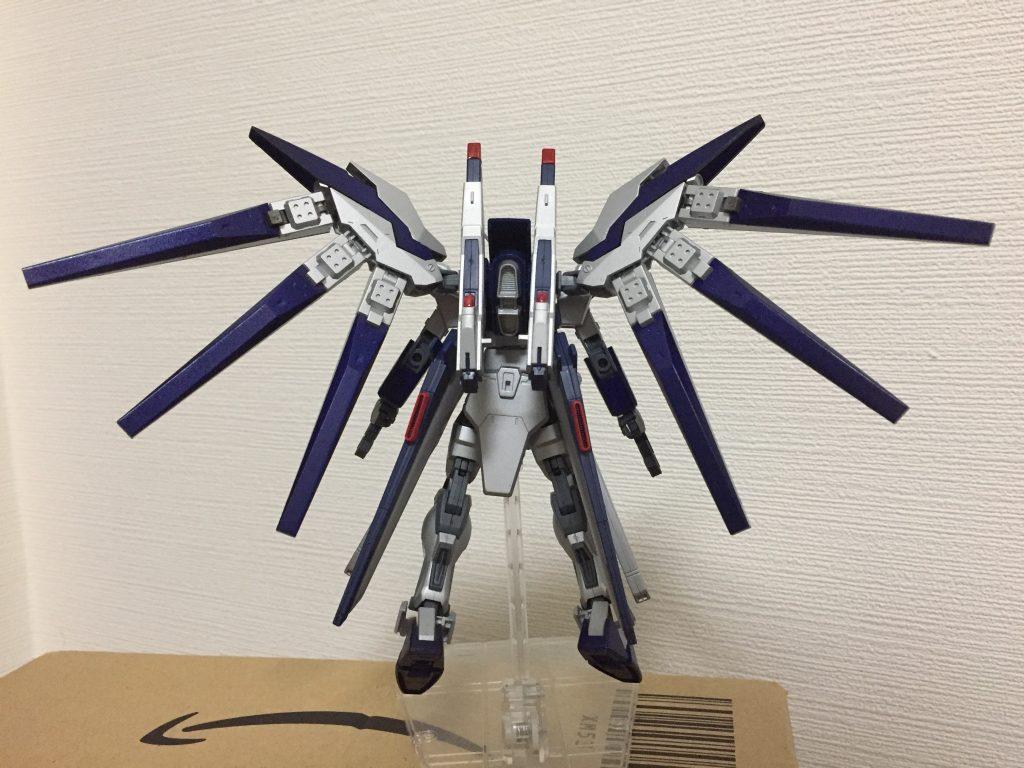 ZGMF-X10As フリーダムシンシア アピールショット3
