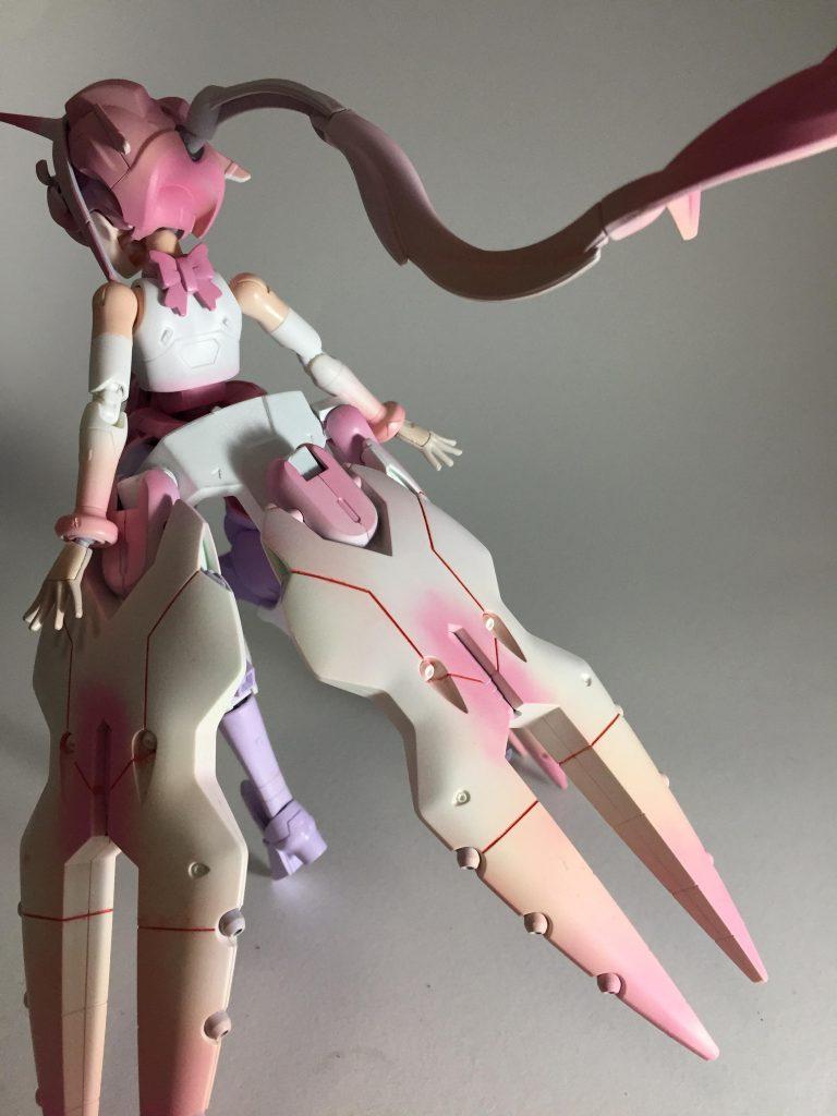 桜サラちゃん アピールショット2
