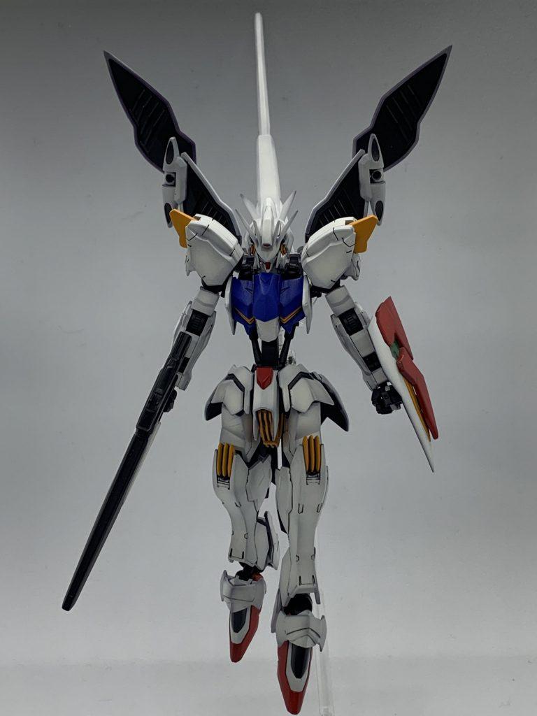ASW-G-L ガンダムレギルス アピールショット5
