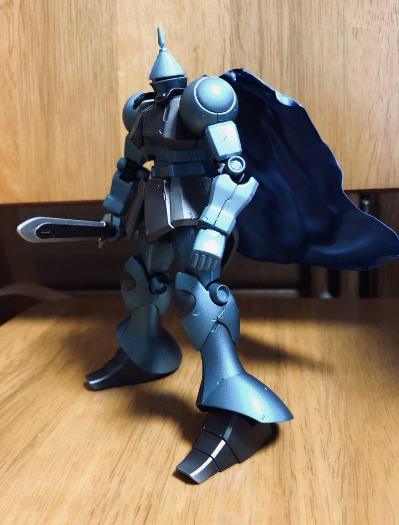 騎士ギャン アピールショット3