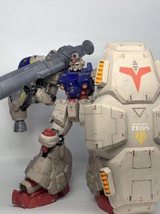 "GUNDAM GP02A ""PHYSALIS"" 1/100"