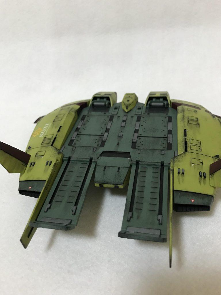 HGUC 1/144 ザクⅠスナイパータイプ カークス機 アピールショット8