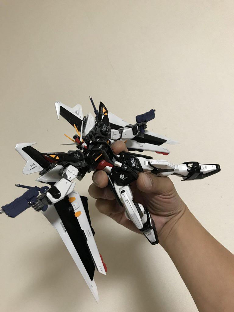 MG ストライクノワール アピールショット4