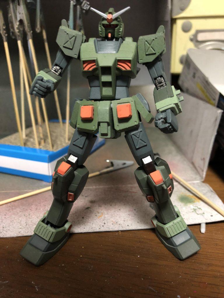 RX-78-01[FHC]GUNDAM FHC 制作工程1