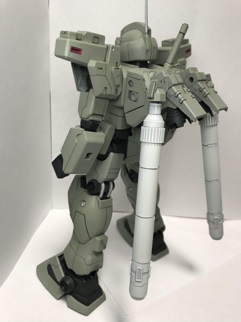 高機動型ジムカスタム アピールショット4