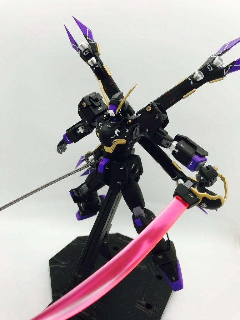 MGクロスボーンガンダムX2改 アピールショット2