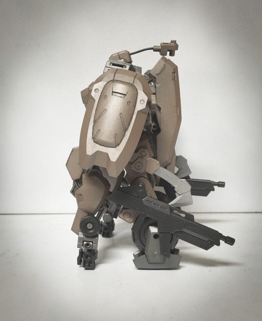獅電 ヰ型 アピールショット2