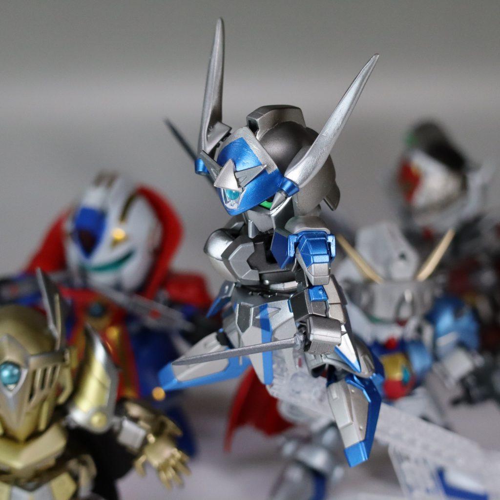 勇剣士プラス アピールショット8