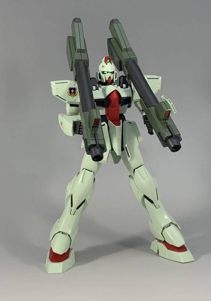 ガンイージ/地球連邦軍供与仕様 アピールショット5