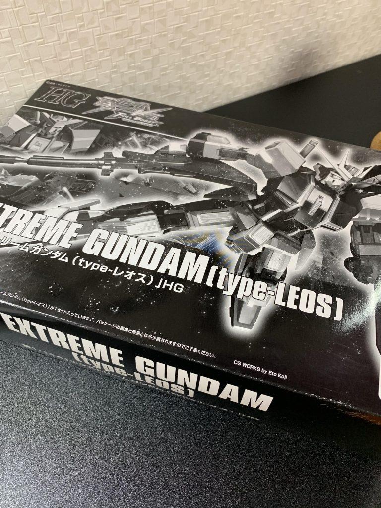 ガンダムR-01 制作工程2