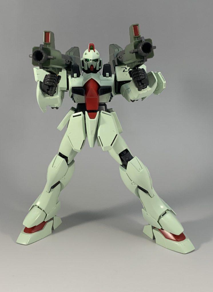 ガンイージ/地球連邦軍供与仕様 アピールショット4