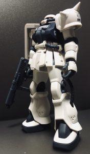 HGUC ザクⅡF2 連邦軍カラー