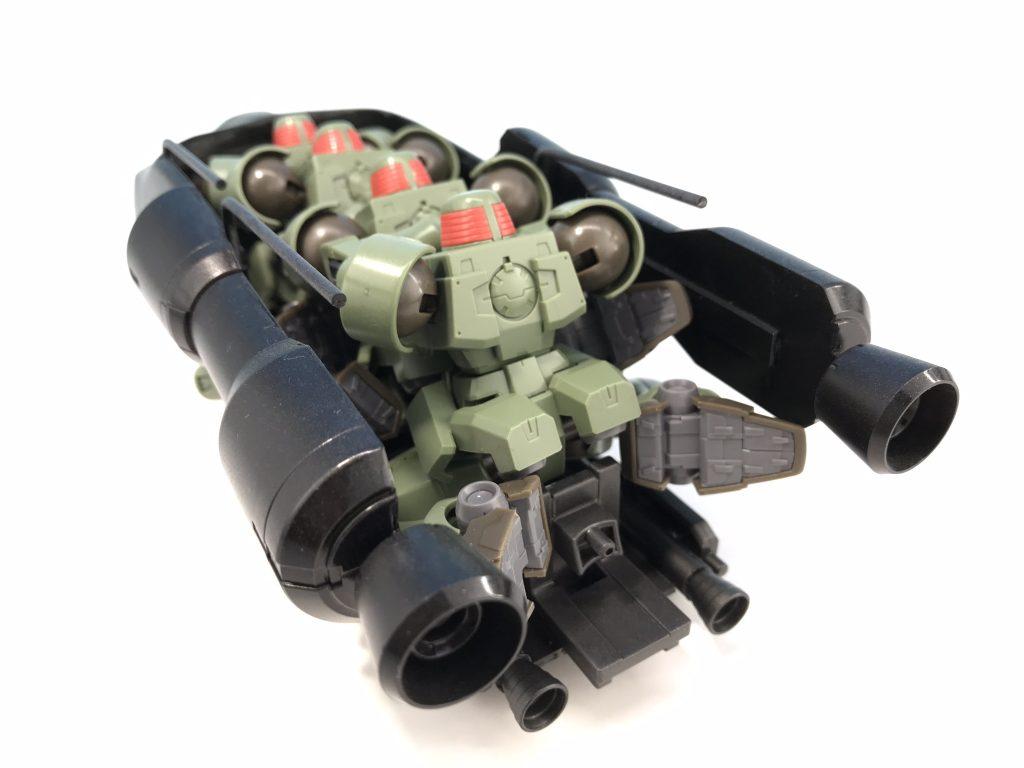 リーオー 雪原戦用部隊 アピールショット3