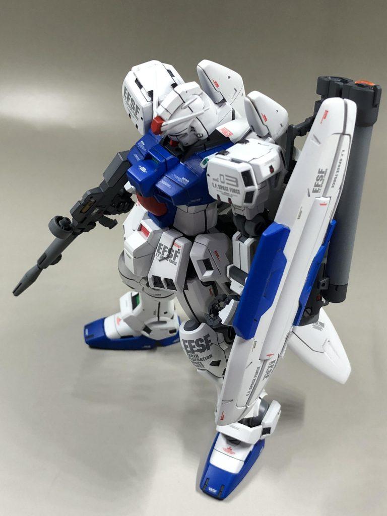 RX-78GP03S アピールショット4