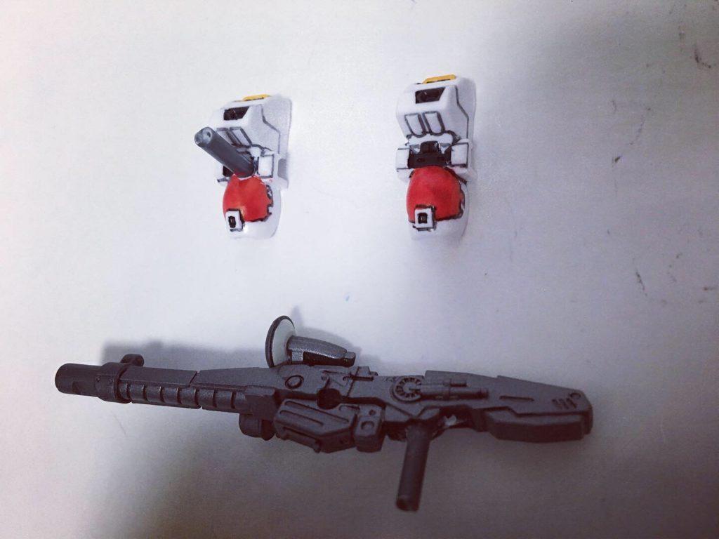 MSA-0011[Ext] Ex-S GUNDAM アピールショット5