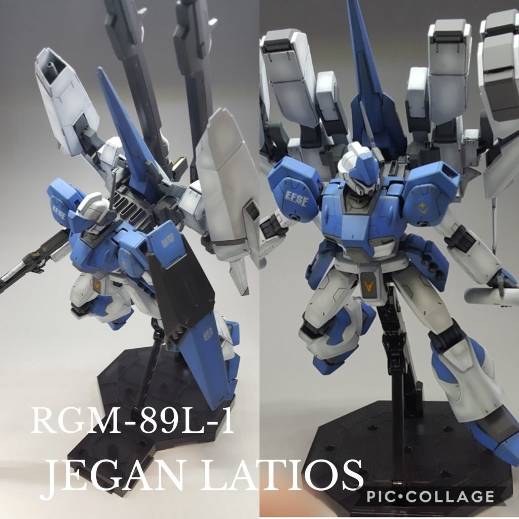 RGM-89L-1 ジェガン・ラティオス