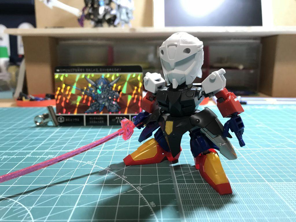勇剣士プラス 制作工程3