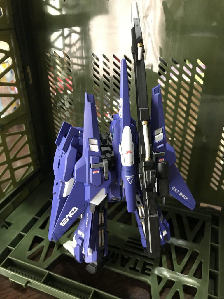 リゼルS型 拠点防衛大隊 アピールショット3