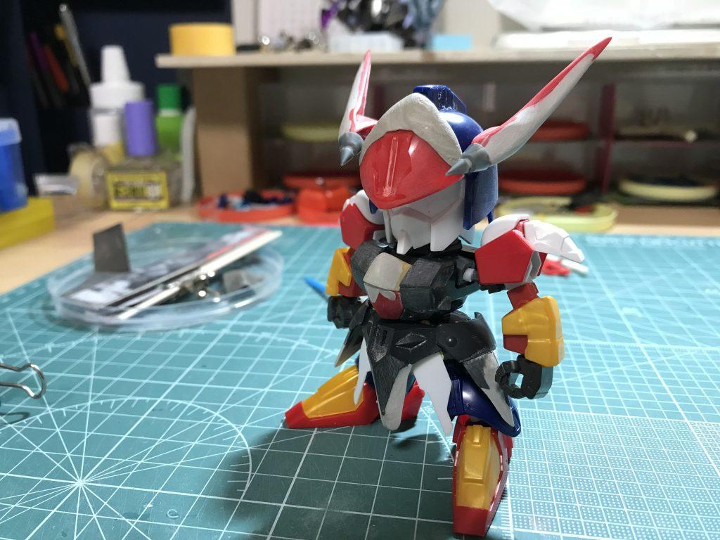 勇剣士プラス 制作工程6
