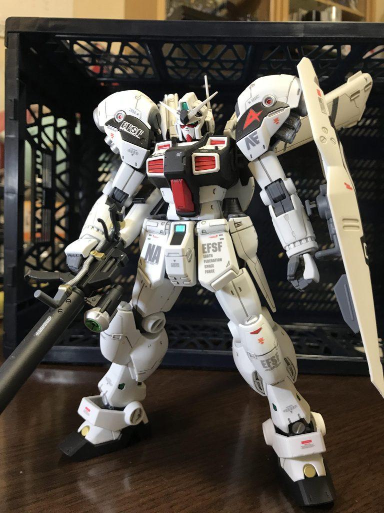 GP-04 アムロ仕様