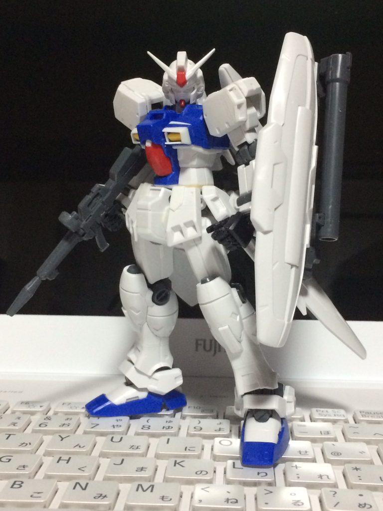 RX-78GP03S 制作工程1