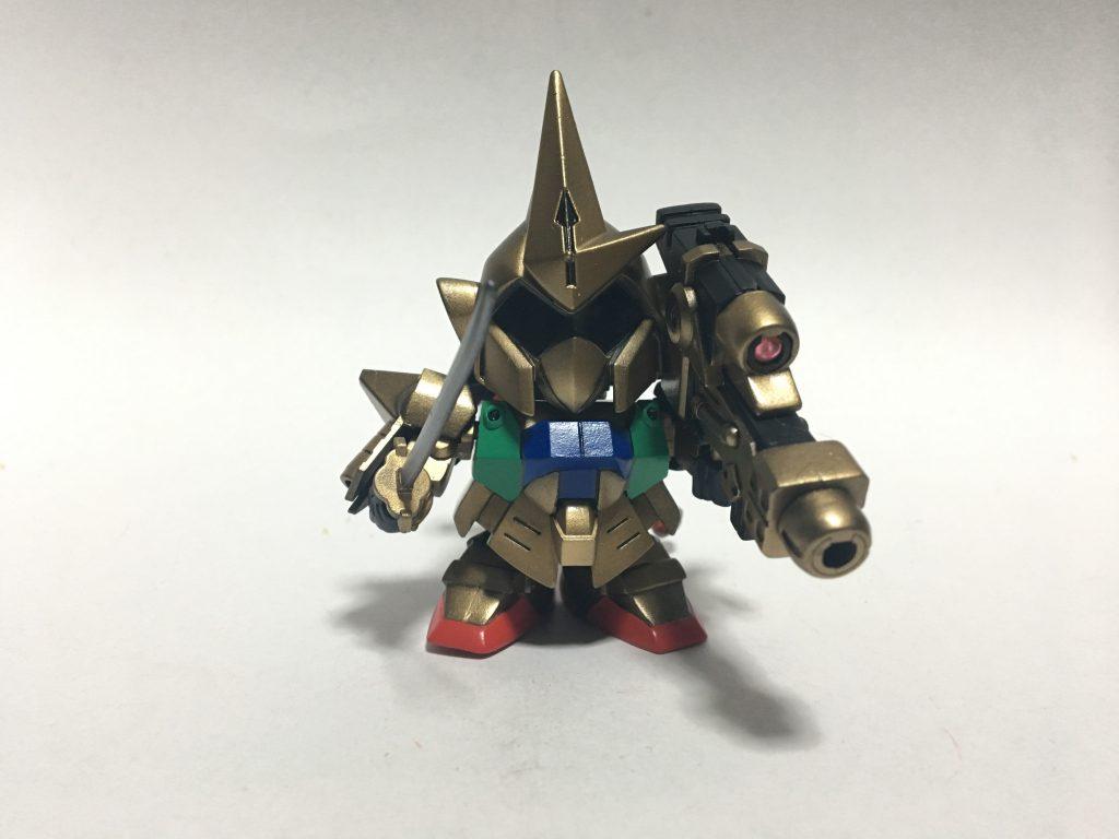 BB戦士 武者百士貴 アピールショット1
