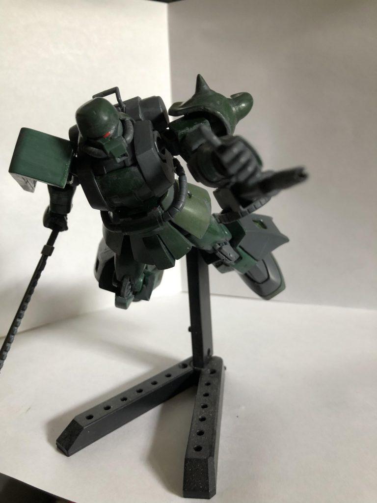 高機動型ザク後期型(残党軍仕様) アピールショット4