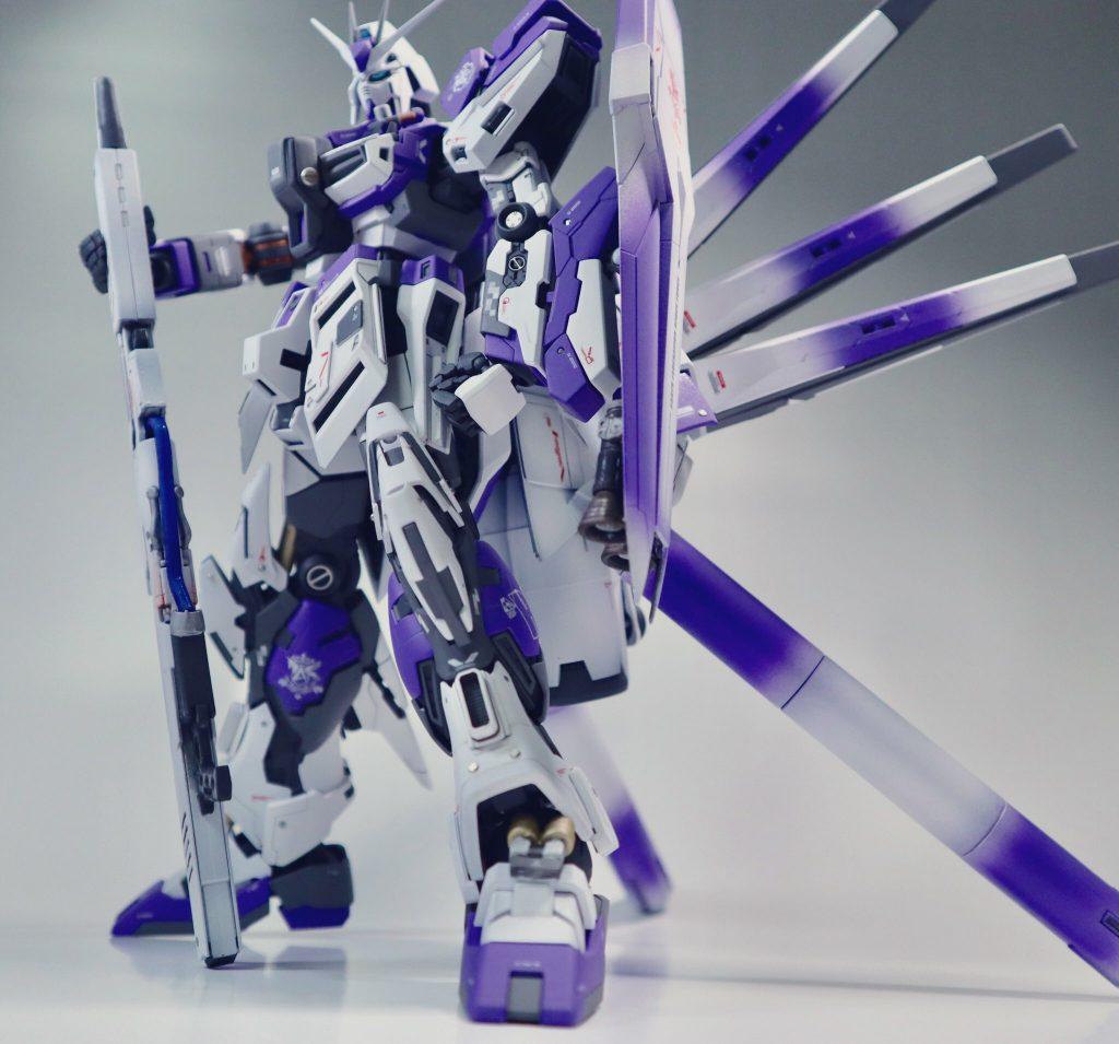 DUAL Hi-ν GUNDAM アピールショット3