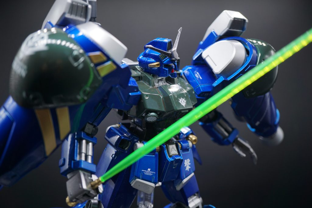 MG RX-78GP02A サイサリス ガトー専用機改修カラー 制作工程2