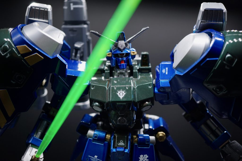 MG RX-78GP02A サイサリス ガトー専用機改修カラー