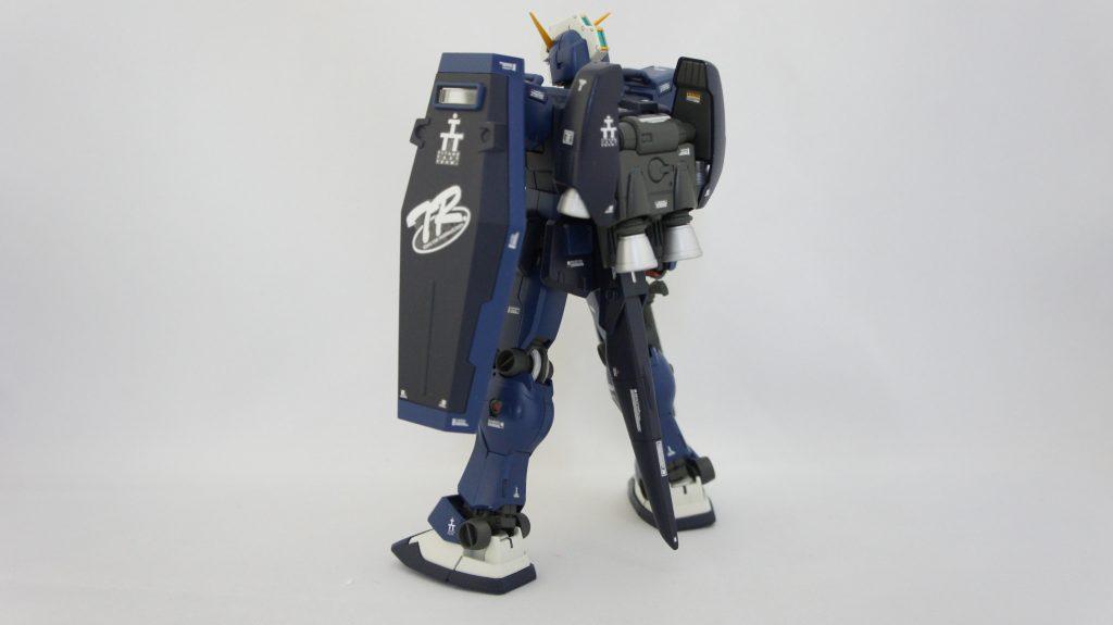 MG ガンダムTR-0[ヘイズル・プロヴィジョナル] アピールショット2