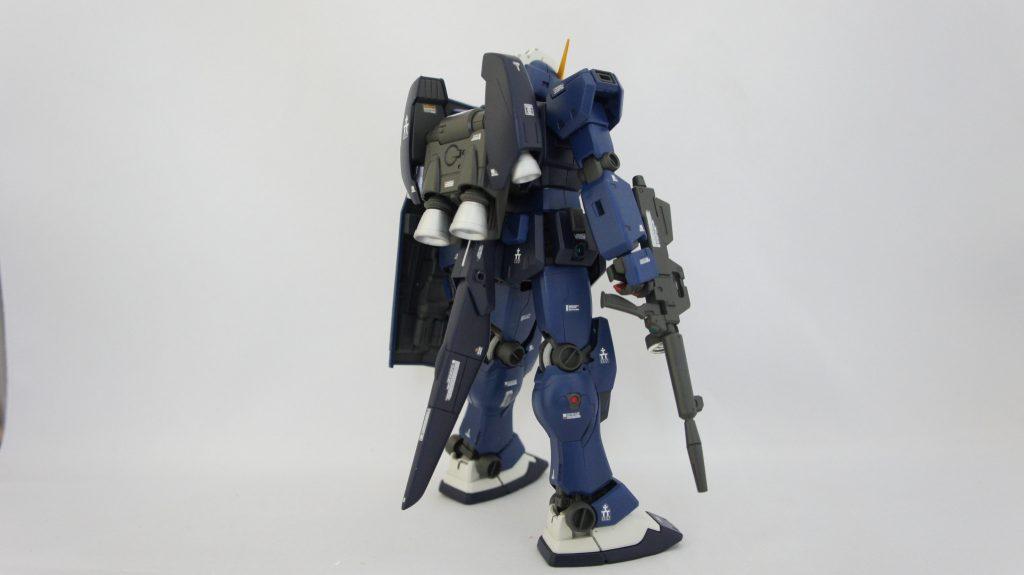 MG ガンダムTR-0[ヘイズル・プロヴィジョナル] アピールショット3
