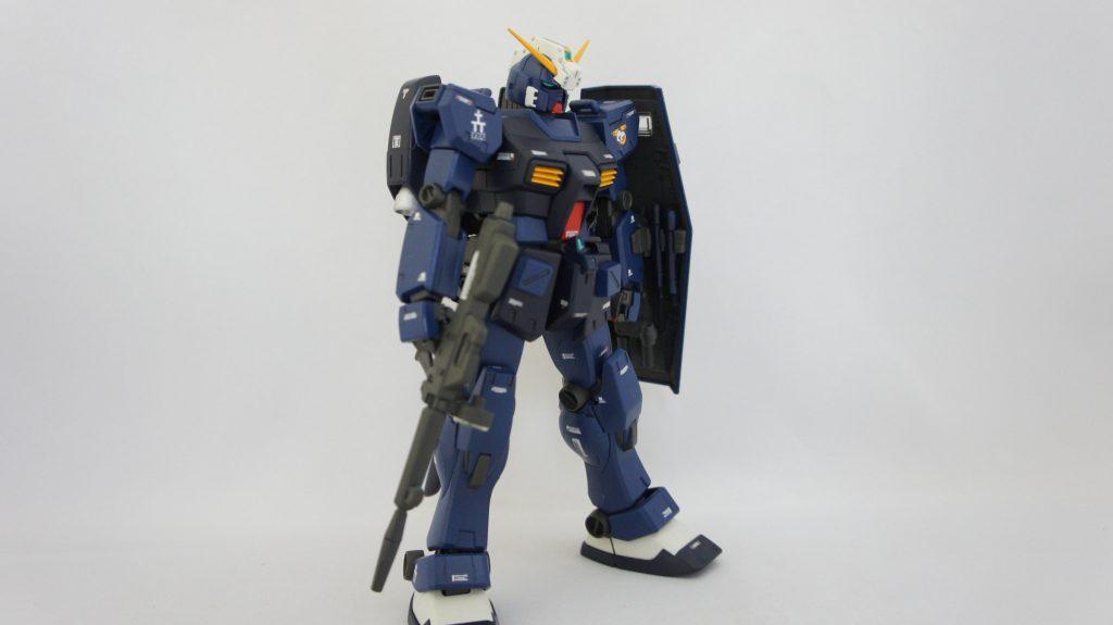 MG ガンダムTR-0[ヘイズル・プロヴィジョナル] アピールショット4