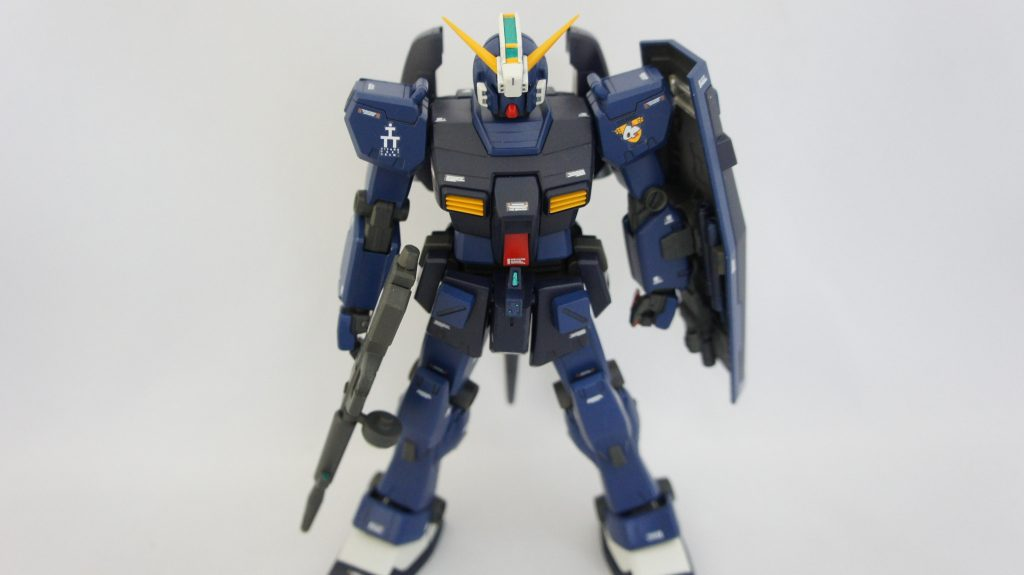 MG ガンダムTR-0[ヘイズル・プロヴィジョナル] アピールショット5