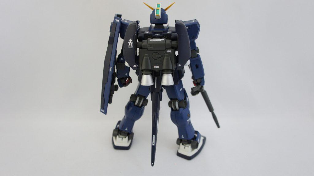 MG ガンダムTR-0[ヘイズル・プロヴィジョナル] アピールショット7