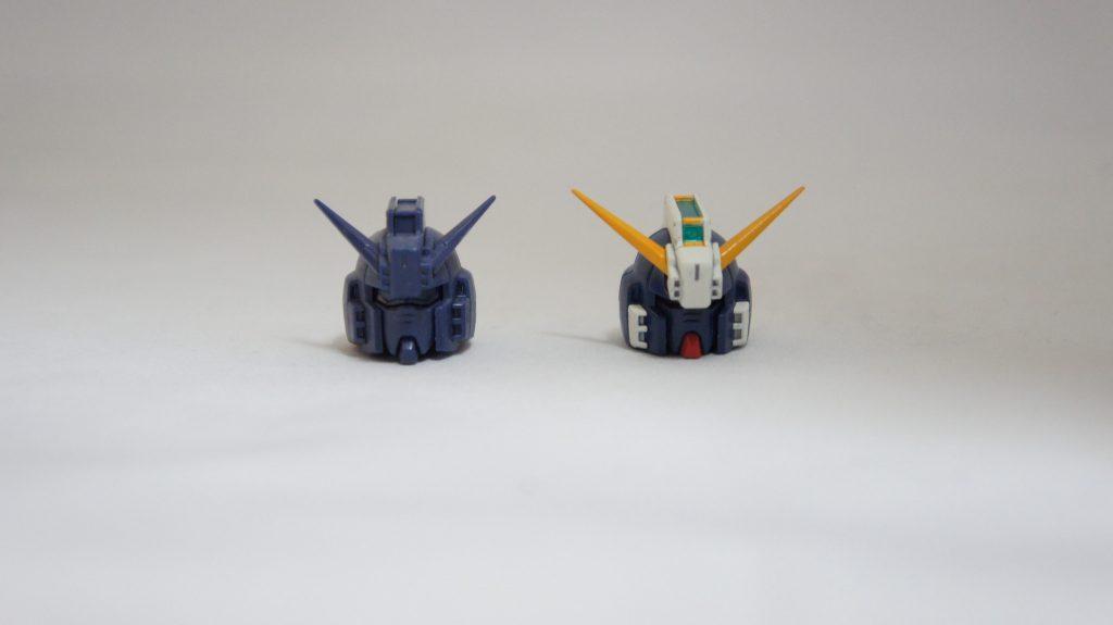 MG ガンダムTR-0[ヘイズル・プロヴィジョナル] 制作工程2