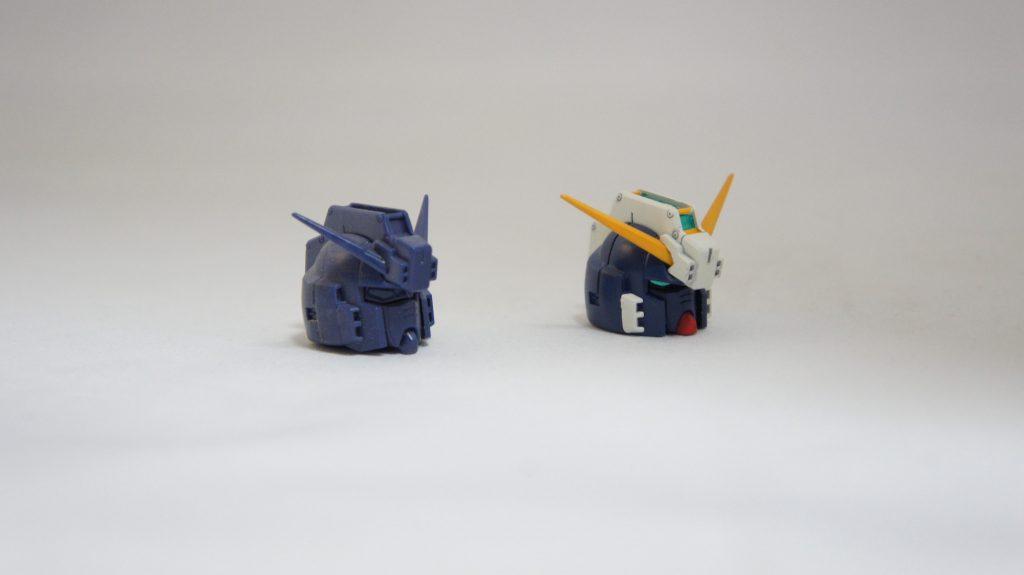 MG ガンダムTR-0[ヘイズル・プロヴィジョナル] 制作工程3