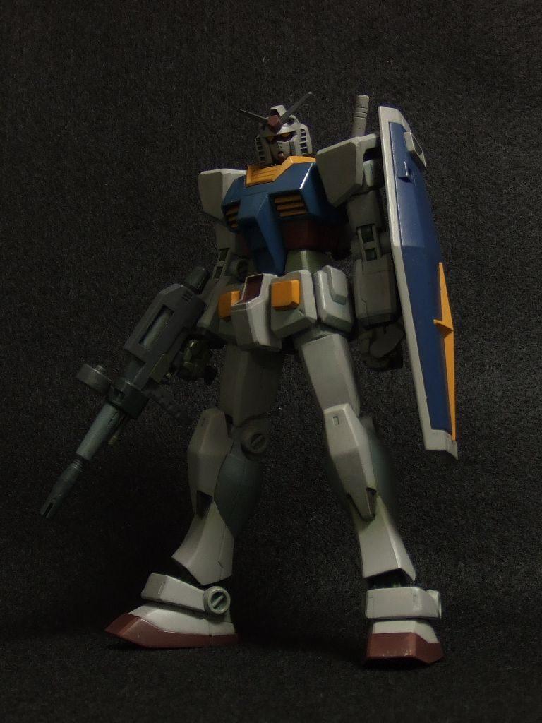 RX-78ガンダム アピールショット1